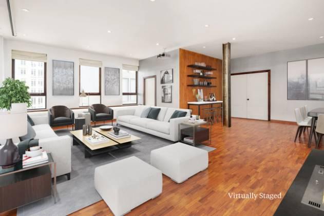 497 90 Fifth Avenue New York,New York 10013,2 Bedrooms Bedrooms,1.5 BathroomsBathrooms,Condocoop,Greenwich Street Project,The,90 Fifth Avenue,27846000066105cbd398c