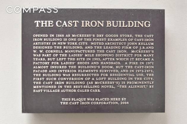67 90 Fifth Avenue New York,New York 10003,2 Bedrooms Bedrooms,1 BathroomBathrooms,Condocoop,Cast Iron Building,90 Fifth Avenue,4041807451a7cd975fc39